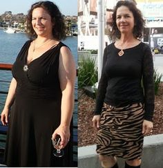 Before and After losing 90 lbs | Recipes she used to lose 90 lbs on Belly Fat Cure (Jorge Cruise)