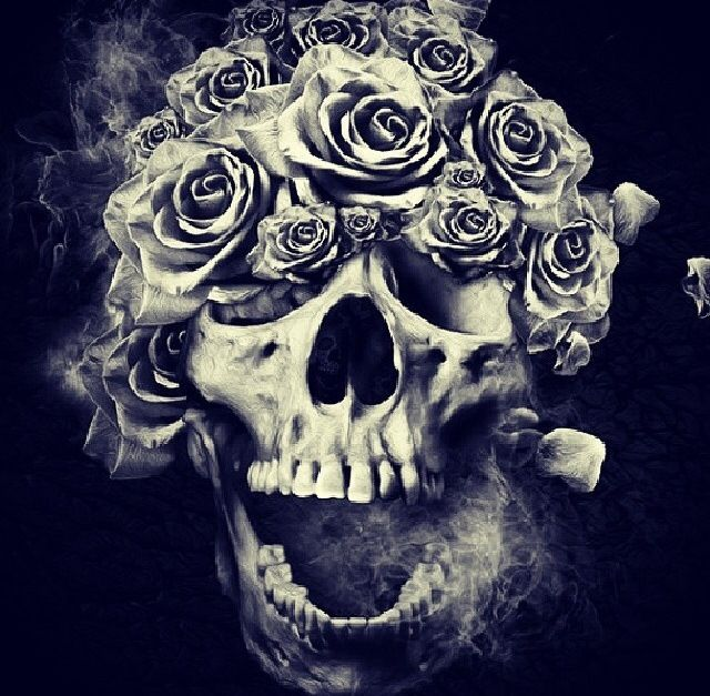 laughing s k u l l a r t i want your skulls pinterest tattoo and memento mori. Black Bedroom Furniture Sets. Home Design Ideas