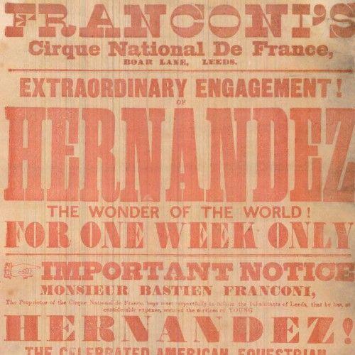 'Hernandez - The Wonder of the World'