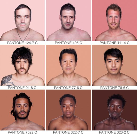 Skin Undertone & Colour Matching - This is useful for both makeup and photography