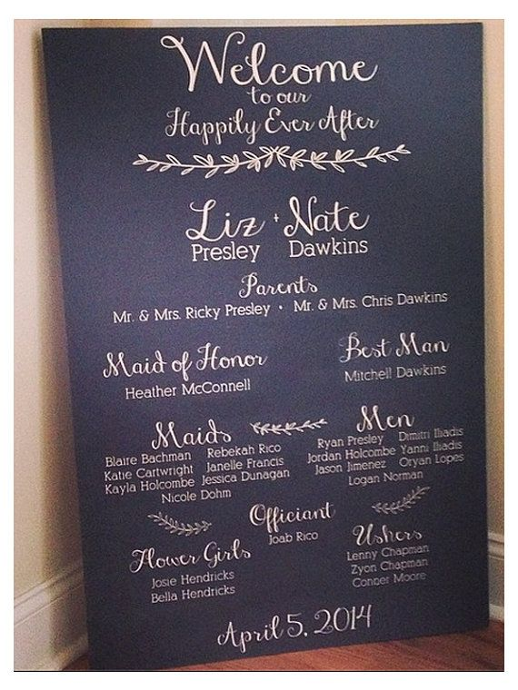 Welcome to Our Happily Ever After  www.thesignboutique.etsy.com