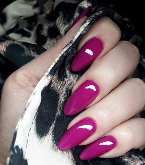 Lady Kung Fu Gel Polish by Indigo Educator Anna Skibicka, Łódź #nails #nail #pink #indigo #indigonails #omg #wow #power #nailart