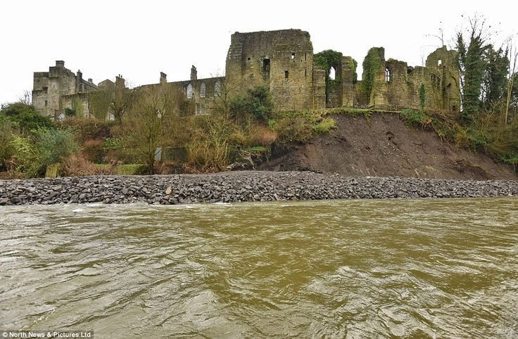 The Cockermouth castle played a significant role in the Wars of the Roses, and in the Civil War, when it was badly damaged. It is owned by Leconfield Estate, which is in the process of trying to prevent the ancient castle from toppling into the river