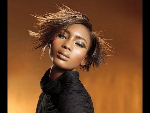 30 Beautiful Dark Color Girl Hairstyles