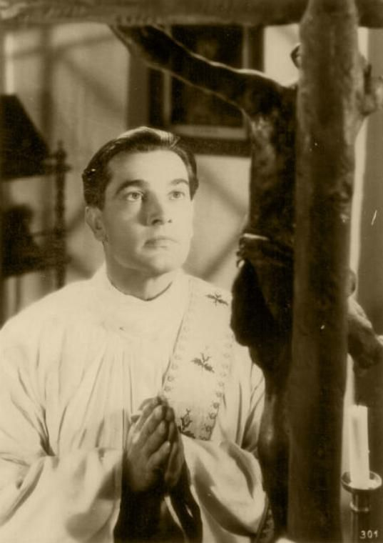 Když hrál Rolf Wanka nešťastně zamilovaného kněze ve filmu Páter Vojtěch (1936), fanynky šílely.