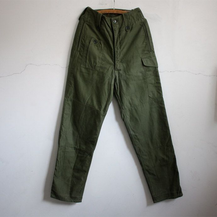 1960 Pattern British Army Combat Trousers