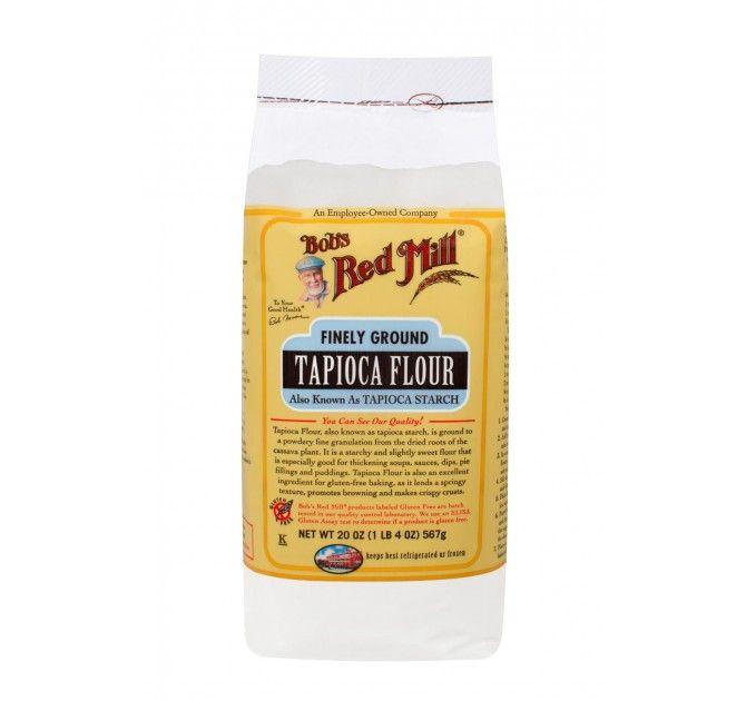 Tapioca Flour (Tapioca Starch)