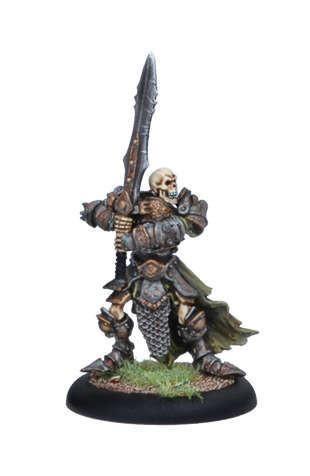 Warmachine Mercenaries Thrall Warrior WEB