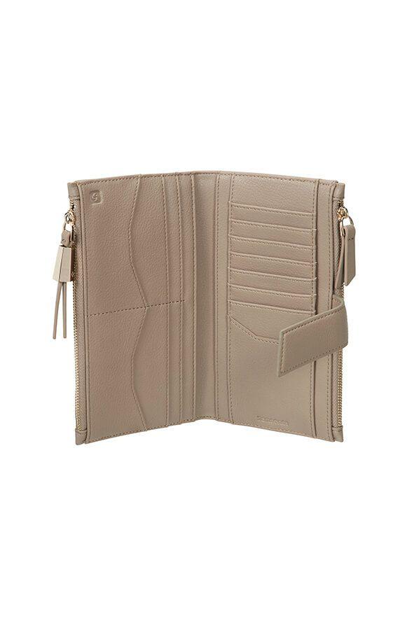 6845ad47adb Satiny Slg Portemonnee | Samsonite | Wishlist - Wallet, Fashion en ...