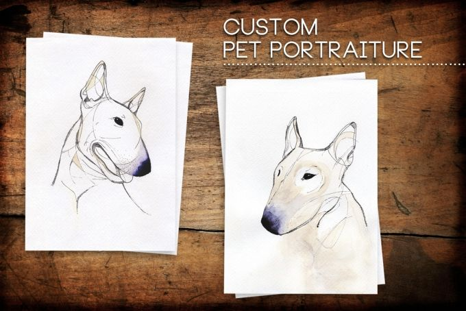 Pet Portraiture by Love Mary J