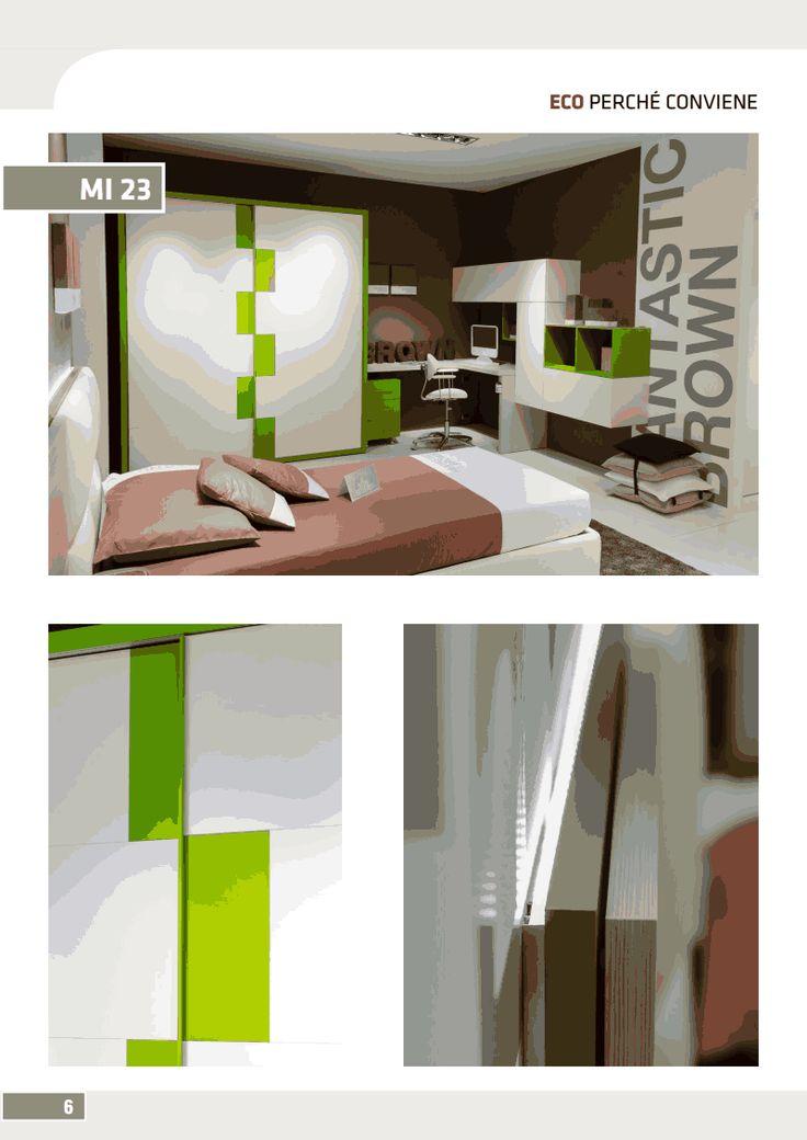 nuovo #armadio Frame Wall scorrevole www.moretticompact.com