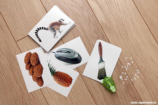 карточки для печати (Макото Шичида)