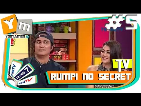RUMPI NO SECRET(#5) - SPESIAL, DEWI DIAM DIAM BERHARAP BALIKAN SAMA ADJI...