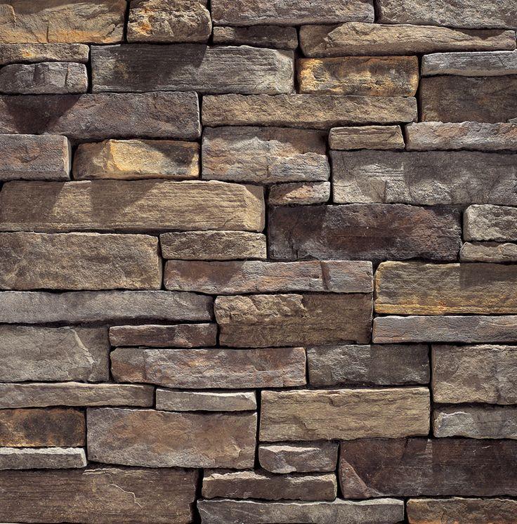 exterior stone:  eldorado's sierra mountain ledge