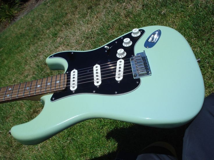 Fender Custom Shop Stratocaster Closet Classic Pro Relic Aged Sonic Blue #613