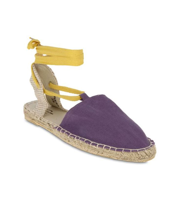 FFC New York Fresa Espadrille Shoes Purple