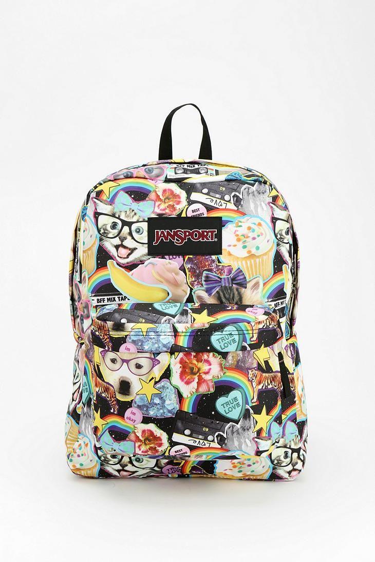 Cool Jansport Backpacks Black