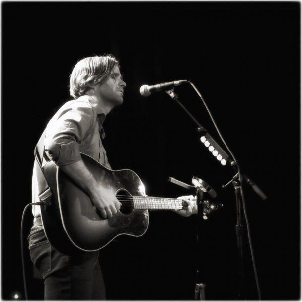 Ben Gibbard: his songwriting his a gift from God