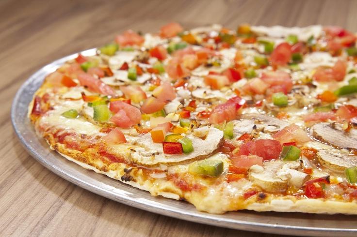 Pizza de Vegetales