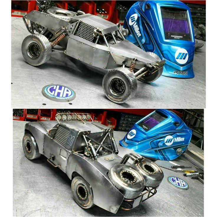 Metal art trophy truck bed Or baja buggy cold hard art miller welding Austin Polen