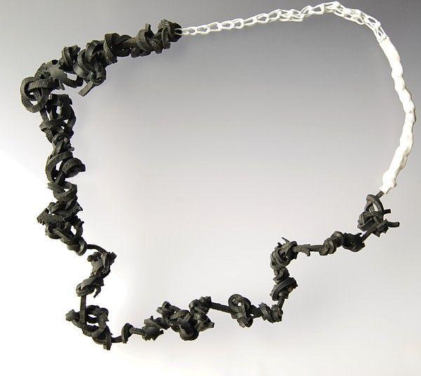 Debbie Adamson (NZ) Chicken wire, rubber-2010