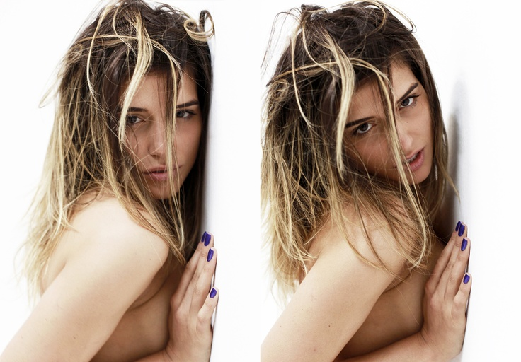 Fotógrafo: Oscar Nizo  Modelo: Mihaela Girbea