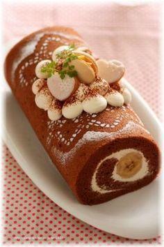 「【バレンタイン】にあげたいチョコロール♪」あいりおー | お菓子・パンのレシピや作り方【corecle*コレクル】