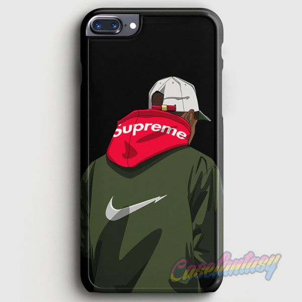 brand new 6ff56 78260 Nike Supreme Bomber iPhone 7 Plus Case | casefantasy | Buyable pins ...