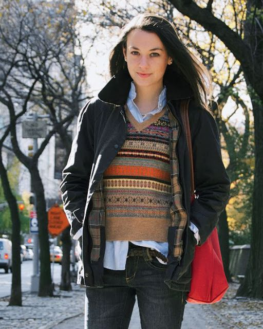 College Prep: How to Style a Barbour Jacket {<--I didn't know what a Barbour Jacket was until this post}