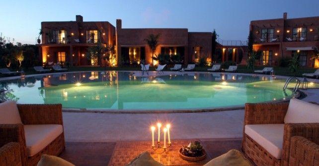 Location villa Marrakech avec SPA privé : 13 hébergements