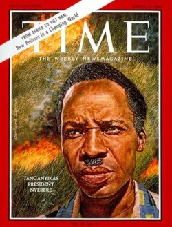 Julius Nyerere....If he had been President of the US he would have been a legend.