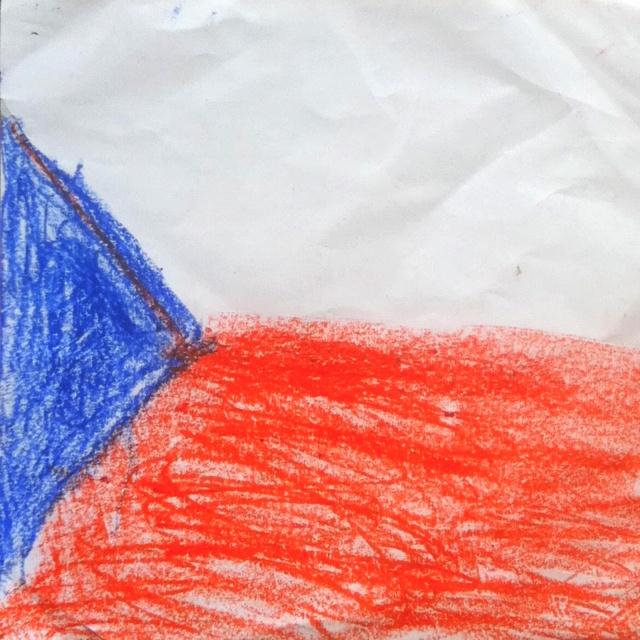 Česká vlajka