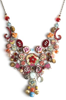 Ayala Bar- one of my favorite jewelry designers for all the texture, balance of color- beautiful artistry