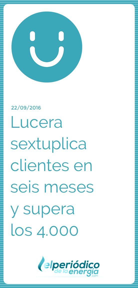 """Lucera ha multiplicado por seis su número de clientes en los últimos seis meses y ya supera los 4.000, gracias a un modelo de negocio que califica de """"disruptivo"""" e """"innovador""""."""