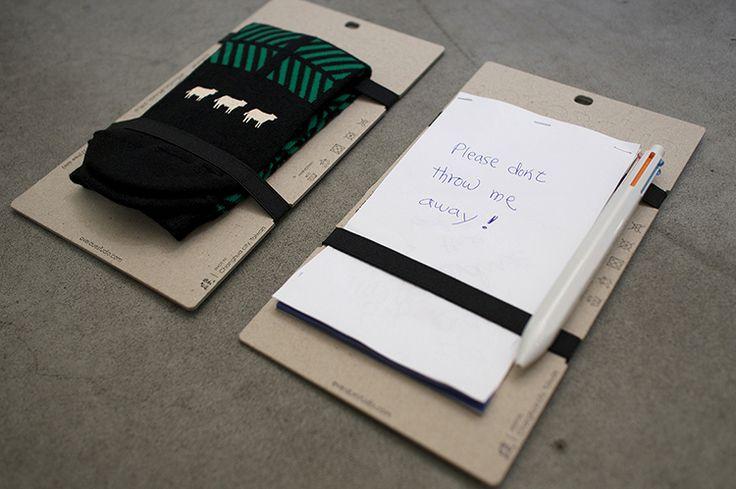 socks package reused