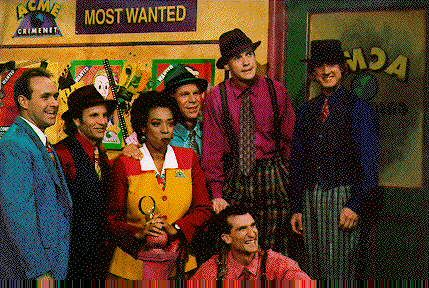 Where in the World is Carmen Sandiego?  Chief...Rockapella...Acme Crimenet...LOVED this show!!