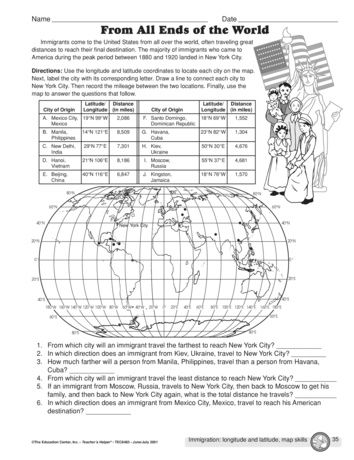 From All Ends Of The World Lesson Plans The Mailbox Social