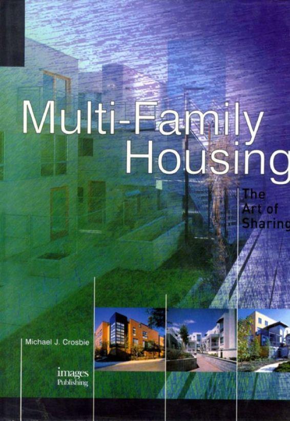Multi-Family Housing. M.J.Crosbie - Многоквартирный Жилой Дом - 2003