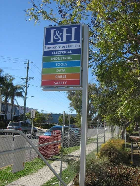 Image Gallery - External Signs - Lightboxes