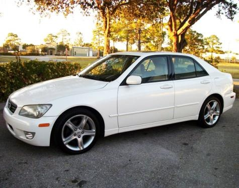 $11900 — Lexus IS 300 For Sale in Florida