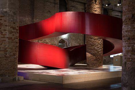 Aequilibrium, Venezia, 2016 - C+S Architects