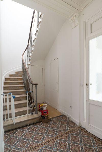 r novation maison bordeaux 232 m2 r nov s par une architecte home renovation and bordeaux. Black Bedroom Furniture Sets. Home Design Ideas