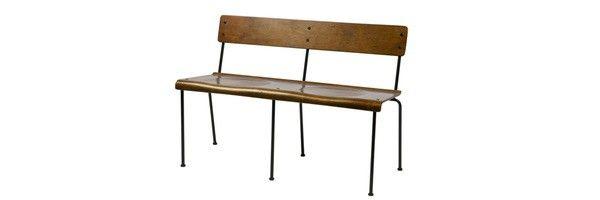 vtwonen Teach bankje naturel | Jouw stijl in huis meubels & woonaccessoires