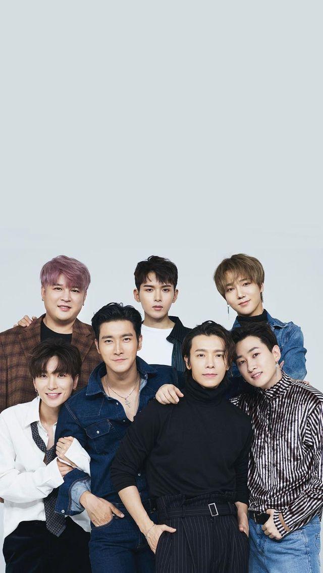 Lockscreen 2 Super Junior Junior Lockscreen Super Superjunior Super Junior Leeteuk Super Junior Songs Super Junior Donghae