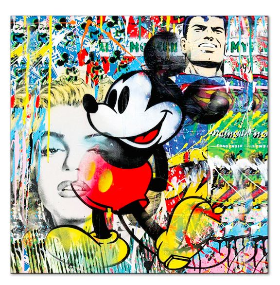 Mickey Brainwash