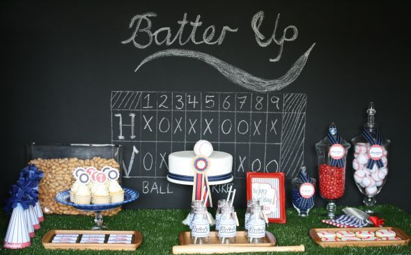 Bridal Shower Sports Theme « Weddingbee Boards