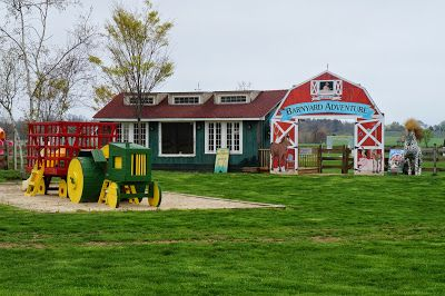 Harbes Farm in Long Island