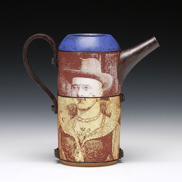 17 Best Little Street Pottery Artist Ann Ruel Images On