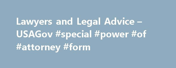 Attorney Registration u2013 N #sample #of #power #of #attorney #letter - special power of attorney form