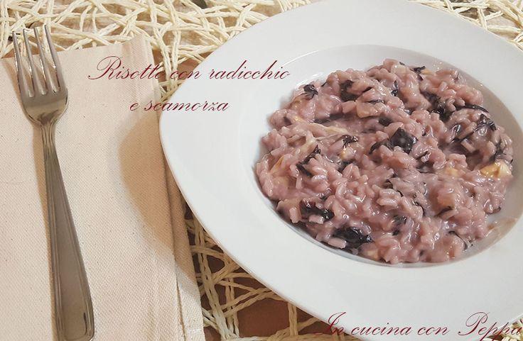 Il risotto con radicchio e scamorza è un primo piatto gustoso. Molto semplice da preparare si presta ad essere servito in più occasioni ...